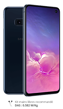 Samsung Galaxy S10e à 29 €