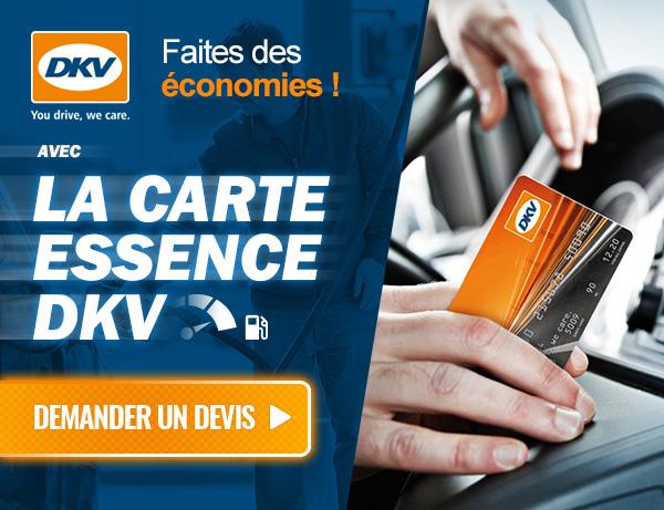CARTE ESSENCE DKV : faites des économies >>